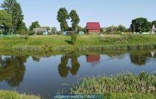 Участок у реки, Земля для дачи в Подмосковье по дмитровскому шоссе
