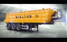 Продам новый самосвальный полуприцеп Wielton nw 3 S 33 PK, 33m3