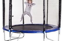 Батут для активного отдыха детей и взрослых