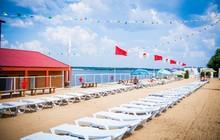 Пляж рядом со МКАД