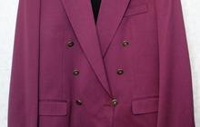 Настоящий малиновый пиджак из 90-х