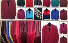 Костюм 90-х Малиновый пиджак и культовые вещи 90х