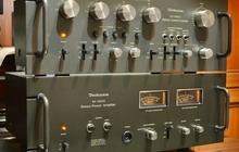 Technics SU-9200 + SE-9200 настоящий Hi-End