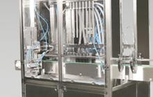 Автоматическая машина розлива ABAGS RA-8SO до 1200 бут/час, 5л (масло)