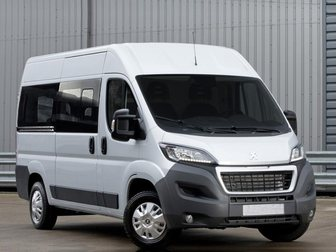 Просмотреть фото Продажа новых авто Пассажирский микроавтобус Пежо Боксер L2H2 с салоном-трансформером 30887185 в Москве
