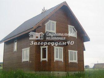 Просмотреть foto Загородные дома Продаю дом в деревне по Киевскому шоссе,все удобства, мебель, сантехника 31007360 в Москве