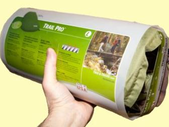 Скачать изображение Товары для туризма и отдыха Самонадувающийся коврик Thermarest Trail Pro 32673923 в Москве