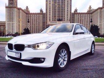 Фото BMW 3er Москва (Moscow) смотреть