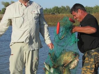 Просмотреть foto Рыбалка Рыбалка на Ахтубе 33051856 в Moscow