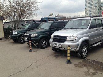 Фото УАЗ 3163 Patriot Москва (Moscow) смотреть