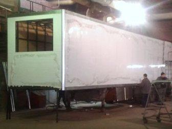 Скачать фотографию  ремонт изотермических кузовов автофургонов 33651428 в Казани