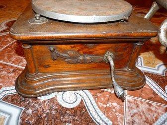 Скачать бесплатно фотографию Антиквариат Продам старинный Граммофон 34520600 в Москве