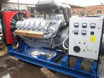 Просмотреть foto Разное Срочно продаём новую дизельную электростанцию 315 кВт АД-315 37671509 в Москве