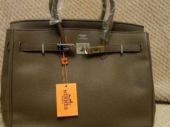 Скачать бесплатно фотографию Женская одежда Сумка от марки hermes 39170837 в Москве