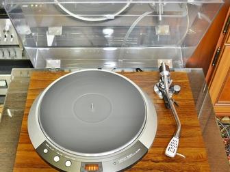 Увидеть фотографию Другая техника Проигрыватель виниловых пластинок Denon DP-50M 39211896 в Москве