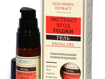 Уникальное фотографию Разное DNC гель гиалуроновый Экстракт ягод Годжи 39304062 в Москве