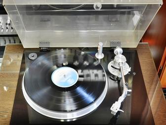Свежее фото Аудиотехника Проигрыватель пластинок Sony PS-X65C, Автомат! 39437635 в Москве