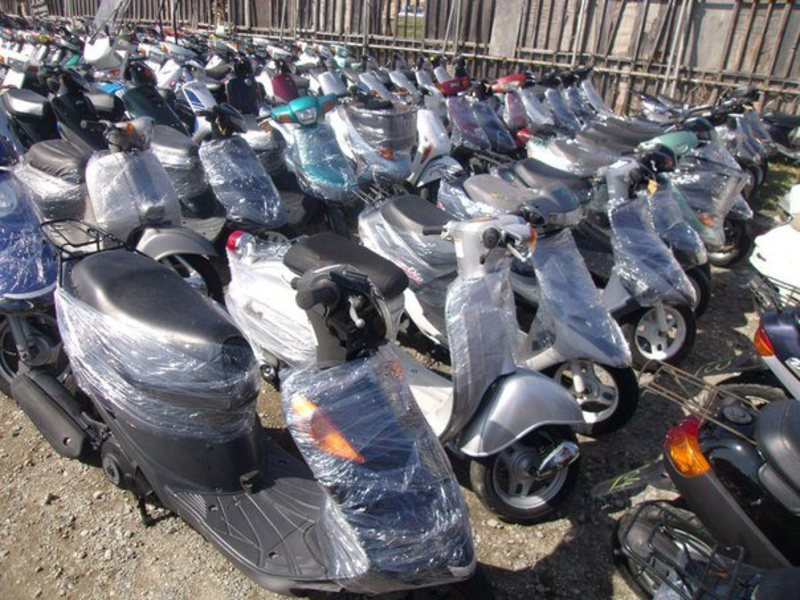 Ремонт скутеров в твери аввакумово