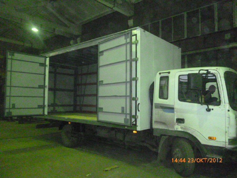 Фургон с верхней загрузкой своими руками 31