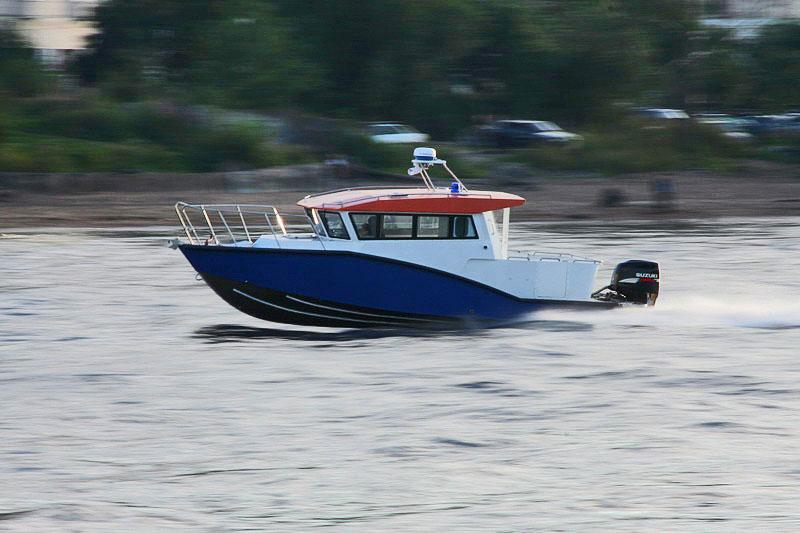 лодка byd 2m