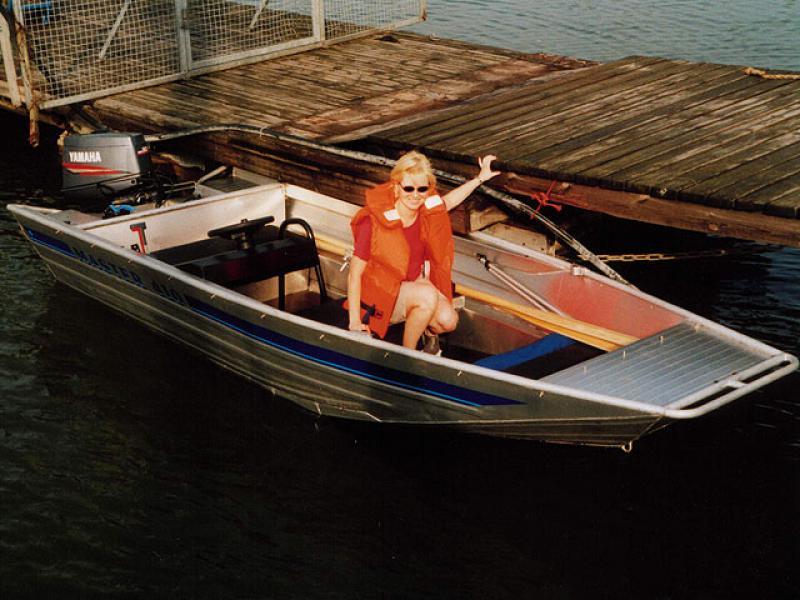 лодки из алюминия минусы