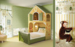 Новая коллекция обоев для детских комнат