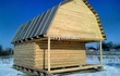 Псковские мастера изготовят сруб дома или