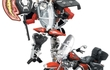Робот собирается в мотоцикл, Транскар Harley-Davidson