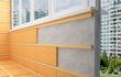 Преимущества утепленного балкона:   - Возможность
