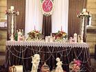 Скачать изображение Организация праздников Оформление свадебных торжеств живыми цветами и тканью, 25484534 в Москве