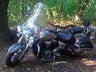 Фото в Отдых, путешествия, туризм Товары для туризма и отдыха Продаю мотоцикл чоппер Yamaha XVS 1300A. в Москве 500000
