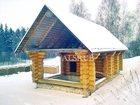 Фотография в   Предлагаем проект сруба бани (ручная рубка в Москве 281000