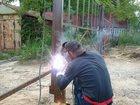 Фотография в Строительство и ремонт Другие строительные услуги Выполняем профессионально сварочные работы в Чехове-1 500
