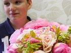 Фотография в Для детей Детская одежда Букет из котят розовый арт. 1125 (9 котят, в Москве 2300