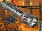 Скачать бесплатно фотографию  Защитный фонарь UltraFire 2000LM + АКБ + Зарядка Бесплатная Доставка, не уступает фонарям Fenix и Predator 32658406 в Набережных Челнах