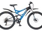 Увидеть фотографию  Велосипед Stinger 26 Versus SX350D новый 32787510 в Саратове