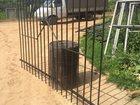 Увидеть фото Строительные материалы Заборные секции с прутьями 32983607 в Рязани