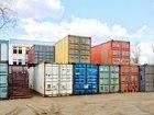 Изображение в Недвижимость Коммерческая недвижимость Сдаются в аренду морские контейнеры по всей в Москве 4000