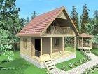Уникальное фотографию  Строительство Брусовых домов, 33074118 в Санкт-Петербурге