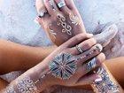 Уникальное изображение  Gold flash tattoo, опт/розница 33079829 в Москве