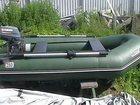 Изображение в   Срочно продам лодку нептун пвх с мотором в Москве 45000