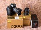 Фото в   Nikon D300 , практически новый , все работает в Серпухове 30000