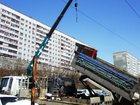 Изображение в   Предоставляю услуги самогруза Кран 3 тонны в Кемерово 0