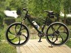 Фотография в Спорт  Велосипеды Велосипед BMW серии (gte 234567) на литых в Москве 17900