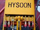Свежее фото Трактор Продам мини погрузчики Hysoon HY-280 & HY-380 33777592 в Москве