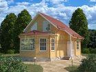 Просмотреть foto  Строительство коттеджей и дач из бруса, 33785125 в Москве