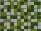 Фотография в   Мозаичная плитка стеклянная Зеленая + салатная в Москве 800
