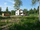 Фото в   Срочно продаю дом каркасный на сваях 140м2 в Санкт-Петербурге 1999999