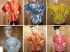 Смотреть фотографию  косоворотки русские рубашки картузы 34460038 в Москве