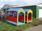 Скачать foto Детские игрушки Детские игровые домики для досуга ребёнка и детских площадок 34483613 в Москве